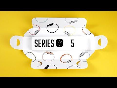 Unboxing: Apple Watch Series 5 (Deutsch) | SwagTab
