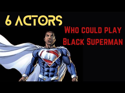 6 actors who could play Black Superman