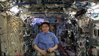 Space Station Crewmember Discusses Life in Space with Japanese Media
