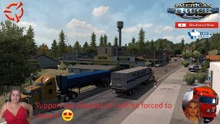 American Truck Simulator (1.36)   West Wind v1.0 by Malam map California First Look Volvo VNL by SCS Software Road to Uklah Project Next-Gen Graphics USA + DLC's & Mods https://atsmods.lt/west-wind/  Support me please thanks Support me economically at the