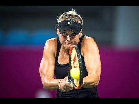 2018 Taiwan Open Semifinal | Kateryna Kozlova vs. Sabine Lisicki | WTA Highlights