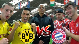 FC BAYERN (LEWANDOWSKI) vs BVB (SANCHO)⚽️mit BROTATOS