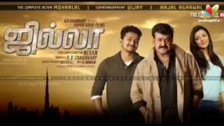 Jilla is the upcoming tamil movie which has been making its headlines since announcement. film vijay, kajal agarwal, mohanlal in lead and has...