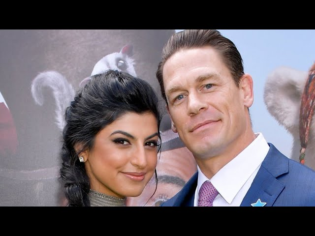 Here\'s The Truth About John Cena\'s Wife