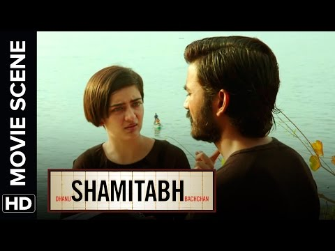 Akshara Haasan wants to make a film with Dhanush | Shamitabh | Movie Scene thumbnail