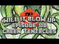 Minecraft Gameplay - Will it Blow Up? GidGhast - Green Tentacles!