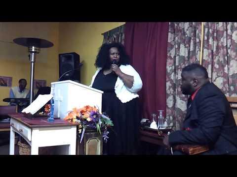 Elder Howard Jenkins & Pastor MuseBurgess Closing Remarks 3252018