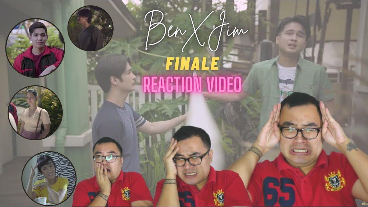 Download BEN X JIM | Episode 07 - Season Finale | Reaction Video + Series Wrap Up