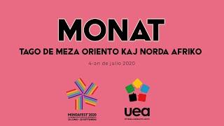 #mondafest2020 Tago de Meza Oriento kaj Norda Afriko (MONAT).