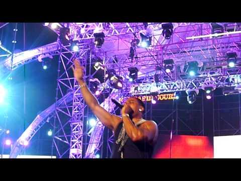 Nelly - Just A Dream @ Suara Kami Concert 2011