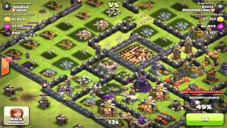 Clash of Clans Kampf bis Champion #6