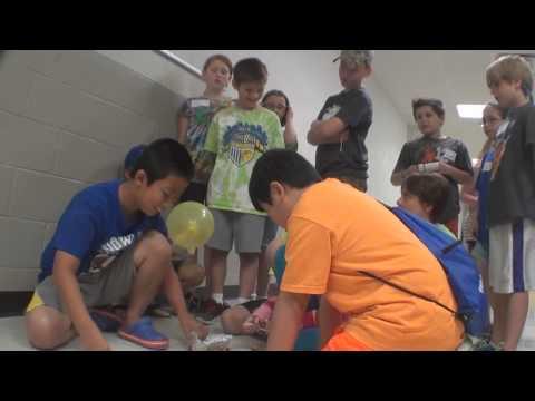 Tara Oaks Elementary School 2015 S.T.E.M. Camp