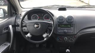 Chevrolet Aveo I Рестайлинг