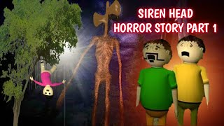 GULLI BULLI SIREN HEAD HORROR STORY PART 1 SHORT STORIES APK ANDROID GAME