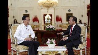 Special Interview #3: Jokowi Bicara Kabinet Baru