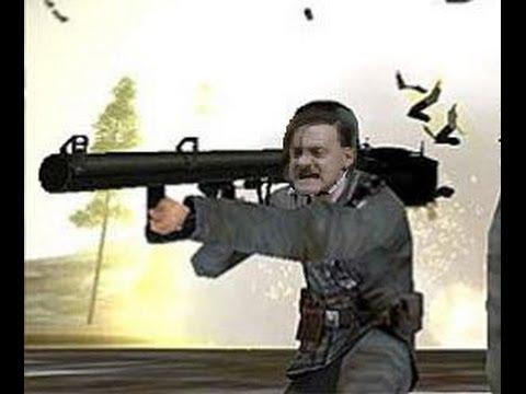 Зачем нужно играть в Battlefield 1942! =Ъ