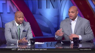 Inside The NBA (on TNT) NBA Tip-Off  - Warriors vs. Cavaliers Preview - Thursday February 26, 2015