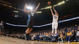 Warriors Beat Magic 119-113