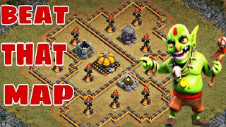 """How to 3 Star """"ALL ANGEL ATTACKS"""" in Goblin Map 