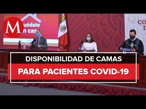 Chihuahua, con mayor ocupación hospitalaria por covid-19