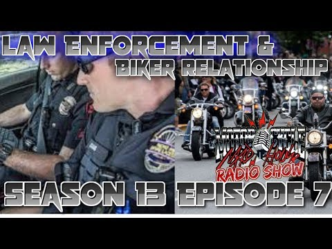 What You Need To Know About Law Enforcement and Biker Relations