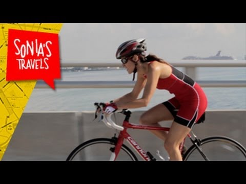 Travel Miami: Bicycling - Speed, Lycra, and Sun