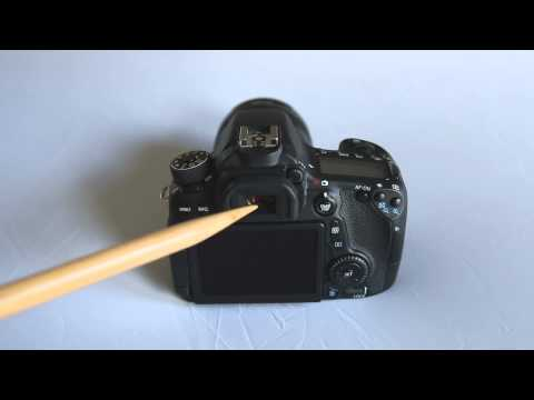 Camera Review: Canon 70D User Guide – How to Use the Buttons, Dials, etc.