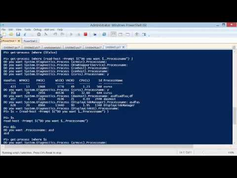 TechEd 2013: Windows PowerShell Unplugged - Jeffrey Snover