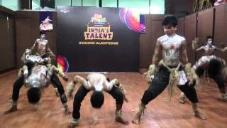 Group Dance by Sahil Verma