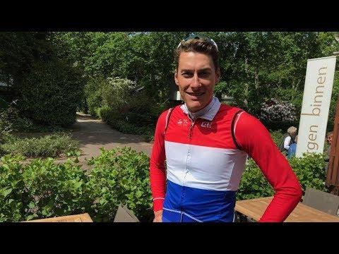 Ramon Sinkeldam rijdt voor een Franse ploeg. Maar hoe goed is zijn Frans?