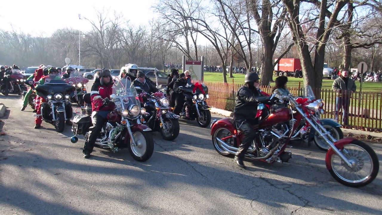 2017 Chicago Toys For Tots : Toys for tots chicago motorcycle parade route wow