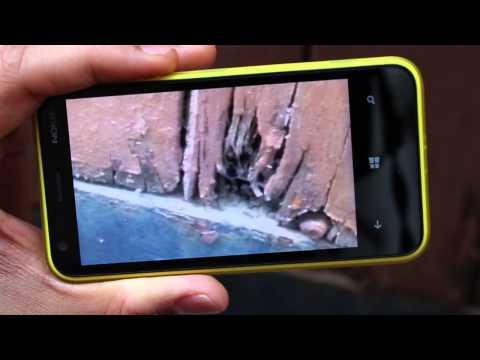Nokia Lumia 620 camera review