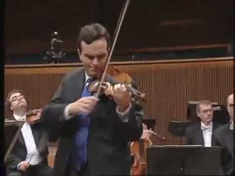 Gil Shaham - Haydn Concerto in C major (First movement)