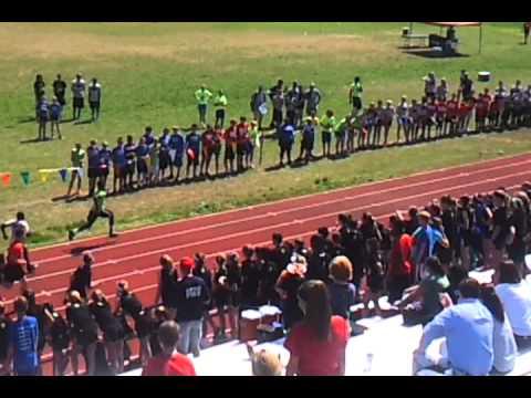 Rockwood School District Track Meet