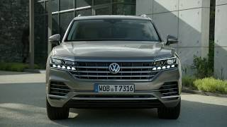 Новий Volkswagen Touareg