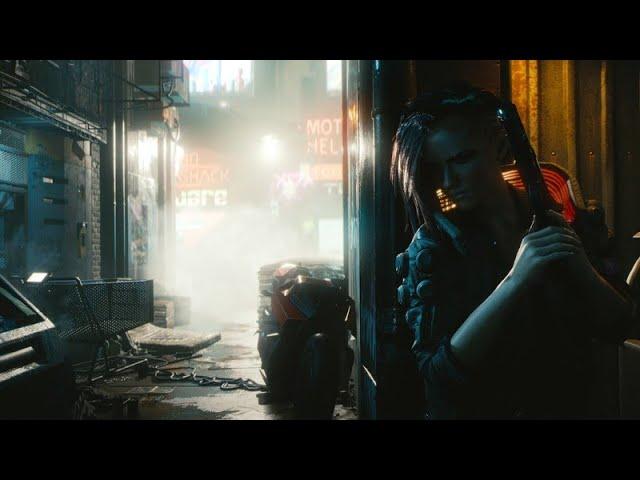 Cyberpunk 2077 ver 1.05 Gameplay - XFX RX 580 8GB / i5 2500k 3.3Ghz / 8GB