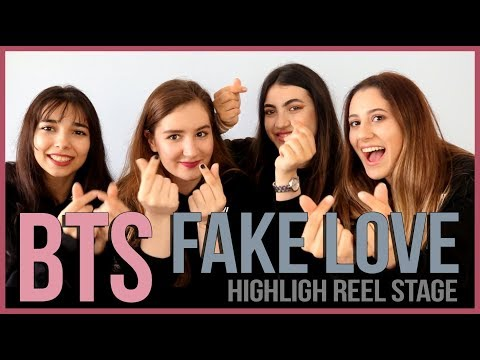 BTS - FAKE LOVE │BTS COMEBACK SHOW REACTION (2 KPOP FANS & 2 FANS-TO-BE)