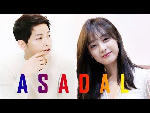 Song Joong Ki dan Kim Ji Won main di Drama 'Asadal', Karakter Mereka Bikin Penasaran