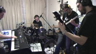 Transatlantic - The Whirlwind Medley (Full Band Cover)