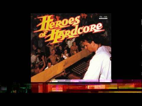 Dj Buzz Fuzz - Heroes of Hardcore - Thunderdome megamix HIGH quality oldskool hardcore 1996