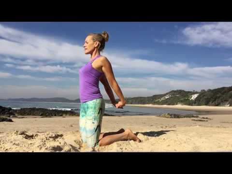Heart Chakra 'Anahata' Ep 3 - Yoga Posture, Essential Oils And Affirmations.