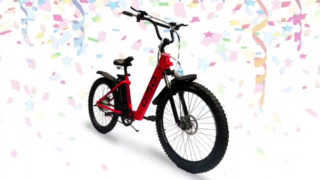 c3066162503 Product testing OMOBikes Electric cycle , Ebikes - YouTube