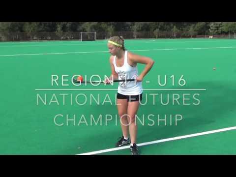 Karenna Olson - Class of 2019 - Field Hockey Recruitment Video