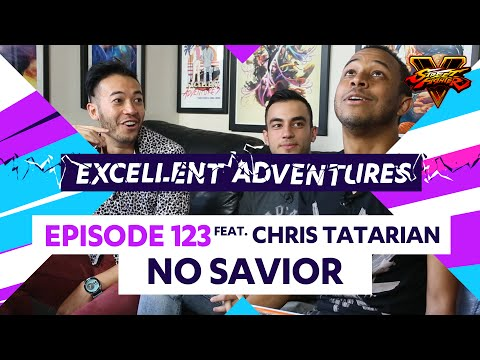 NO SAVIOR ft. Chris Tatarian! The Excellent Adventures of Gootecks & Mike Ross Ep. 123 (SFV)