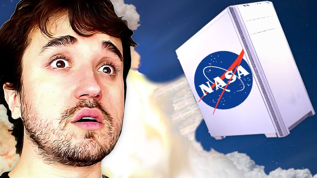 TRANSFORMEI MEU PC NO DA NASA! - Nerd Hi-Tech 09