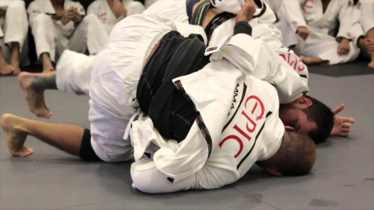 Brazilian Jiu Jitsu San Diego Academy - Rodrigo Medeiros Jiujitsu