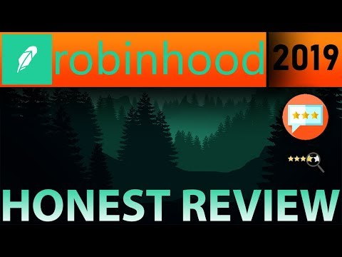 Robinhood Honest Review 2019 (Updated Review)