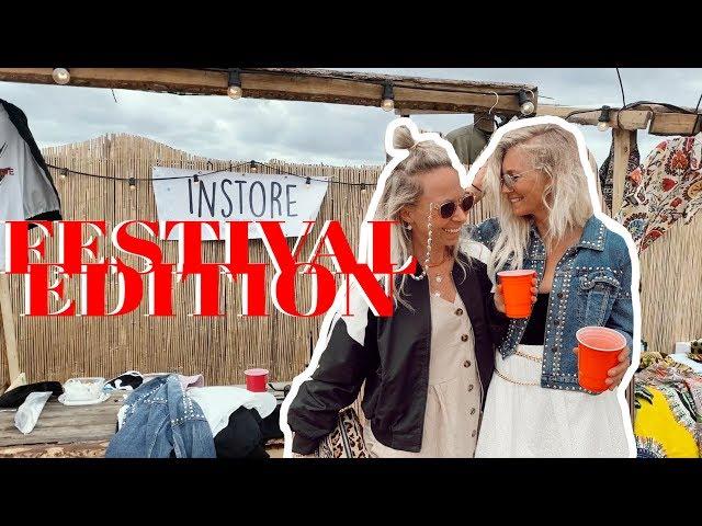 INSTORE TV // Festival Edition ✨