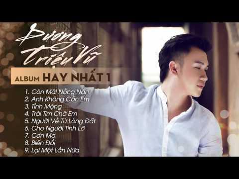 Album Dương Triệu Vũ Hay Nhất 1