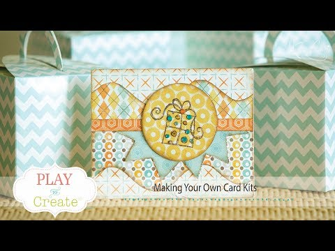 Making Your Own Card Kits